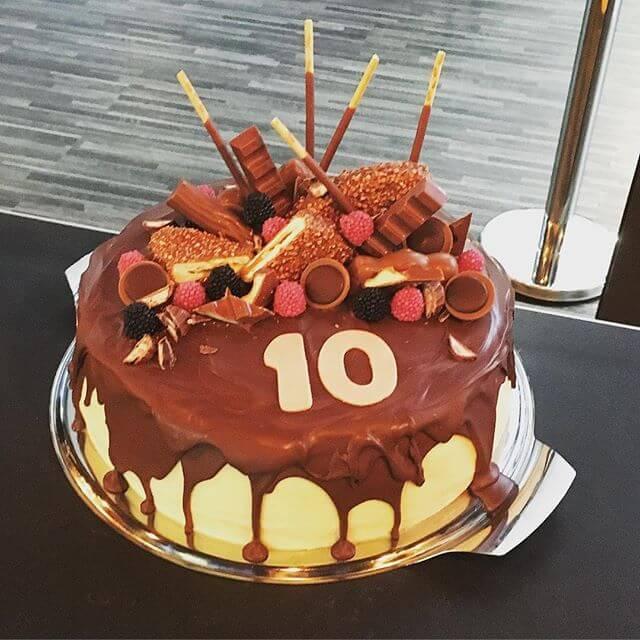 Du Möchtest Einen Kuchen Mitbringen?